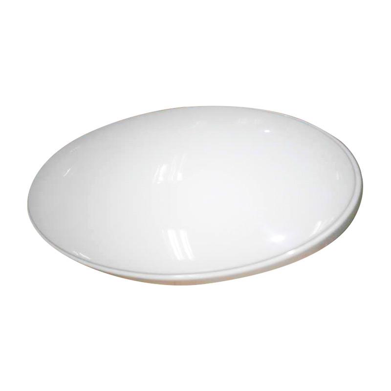椭圆形亚克力灯罩